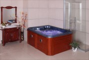 Spa jacuzzi exterior AS-002