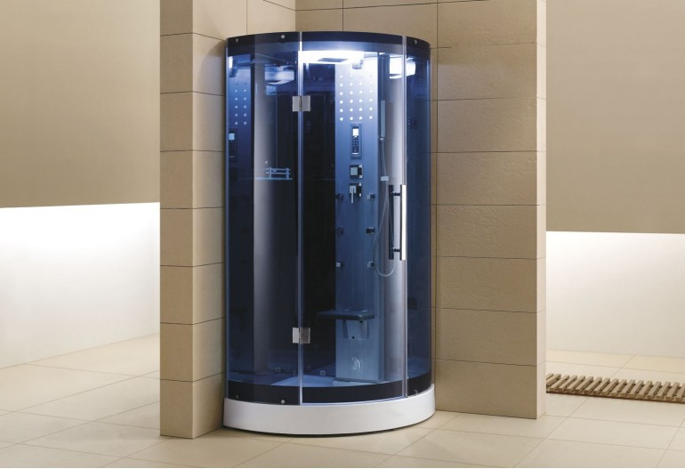 Cabine de hidromassagem com sauna AS-003B