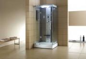 Cabina hidromasaje con sauna AS-005A