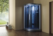 Cabina hidromasaje con sauna AS-012