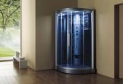 Cabine de hidromassagem com sauna AS-012