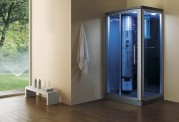 Cabina hidromasaje con sauna AS-014