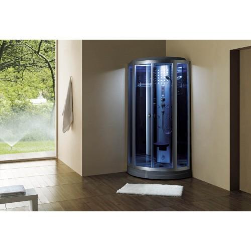 Cabina hidromasaje con sauna AS-018-1