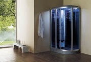 Cabine de hidromassagem com sauna AS-020B