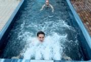 Piscina de hidromassagem spa AT swim-008