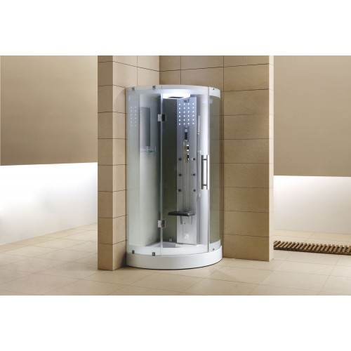 Cabine hidromassagem com sauna AS-003A-2