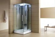 Cabine de hidromassagem com sauna AS-004A