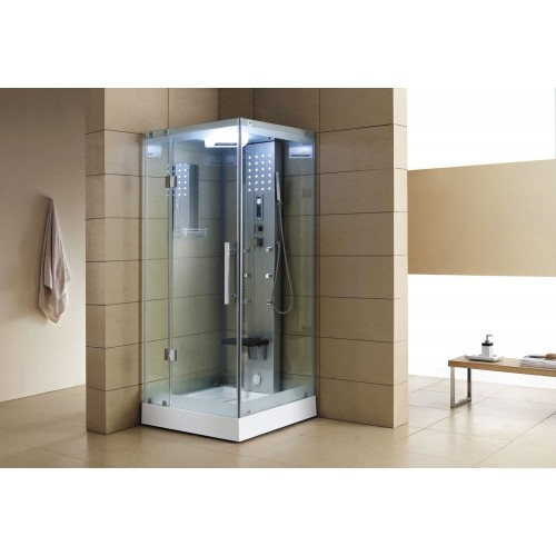 Cabine hidromassagem com sauna AS-004A-2