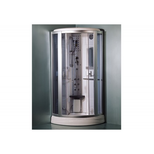 Cabine hidromassagem com sauna AS-017-1