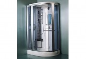 Cabine de hidromassagem com sauna AS-020A
