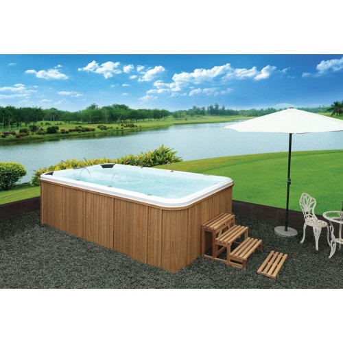 Piscina de hidromassagem spa AT swim-003