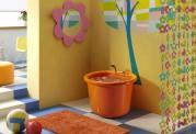Banheira de hidromassagem para bebê AJ-001