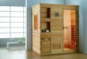 Sauna seca económica AR-002