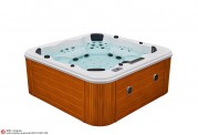 Spa jacuzzi exterior AS-017