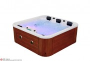 Spa jacuzzi exterior AT-004
