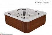 Spa jacuzzi exterior AT-010