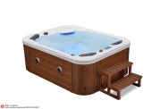 Spa jacuzzi exterior AT-015
