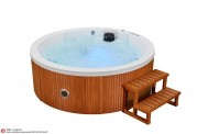 Spa jacuzzi exterior AW-021 low cost